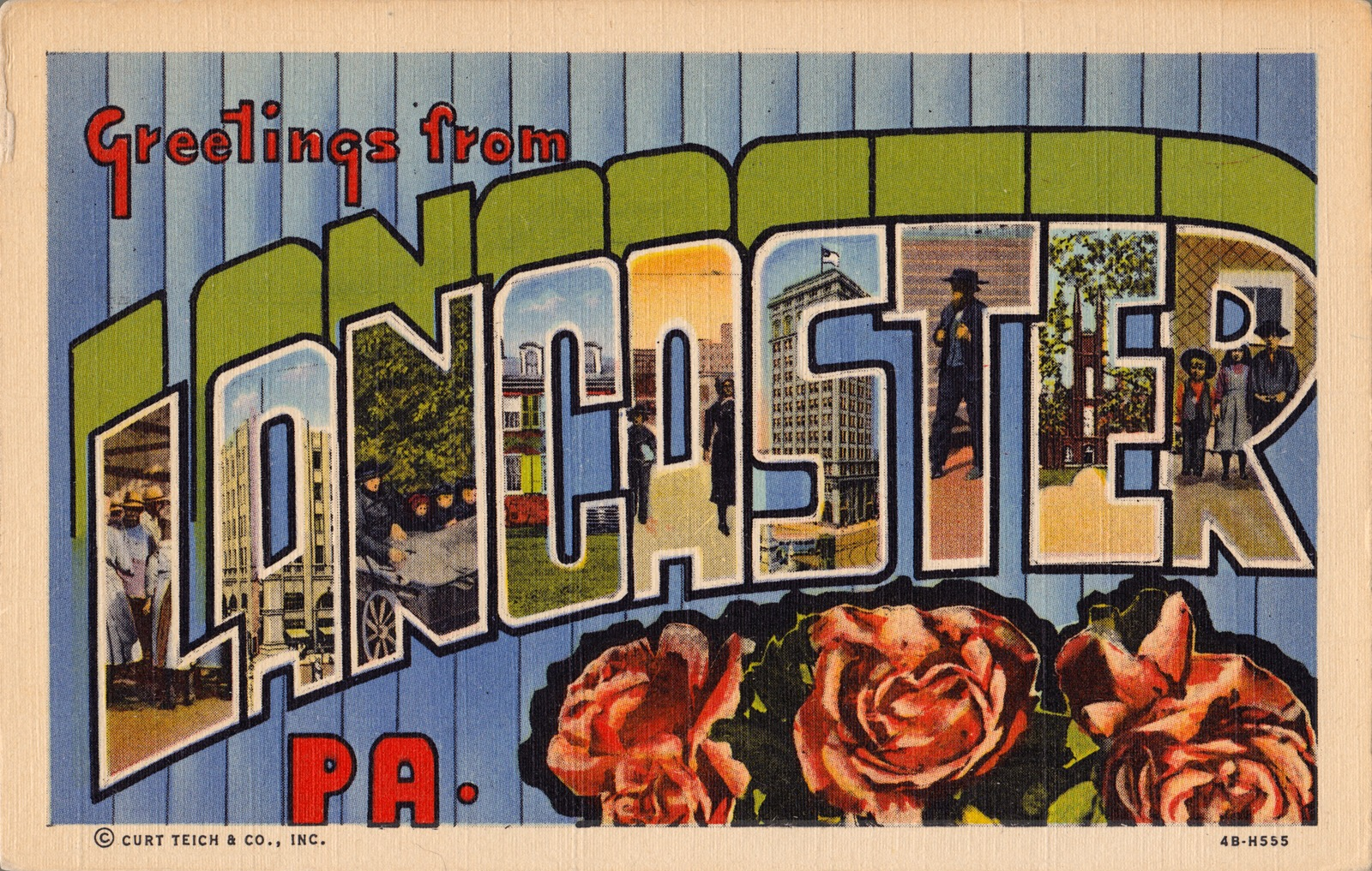What are some things to do in Lancaster, Pennsylvania?