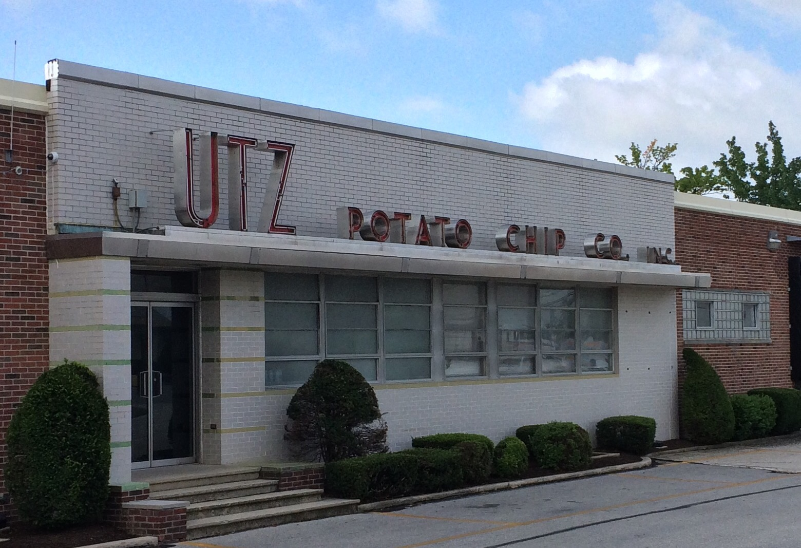 Glamping Tips: How to Visit the Utz Potato Chip Factory Tour